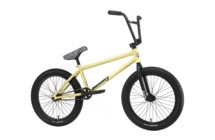 Велосипед BMX SUNDAY Street Sweeper, 2020, Желтый