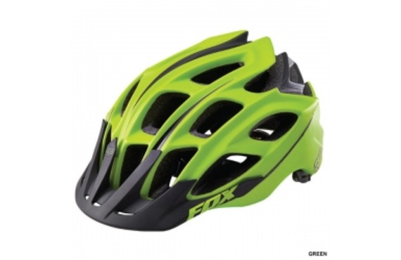 Велошлем FOX Racing Striker Helmet green L-XL.jpeg